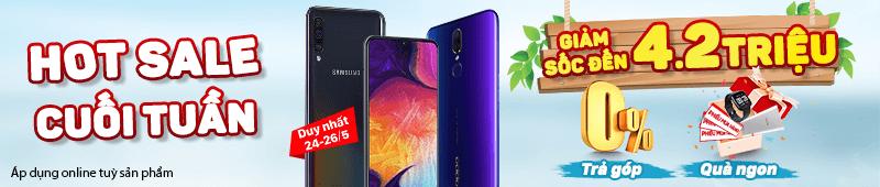 2019 - MA - Hotsale Cuoi Tuan