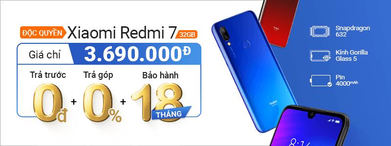 2019 - MA - Xiaomi Redmi 7 32GB