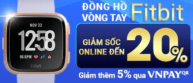 Đồng Hồ Fitbit[break]Giảm Sốc Đến 20%