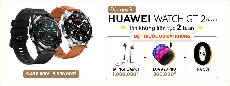 Huawei Watch GT2[break]Ưu Đãi Khủng