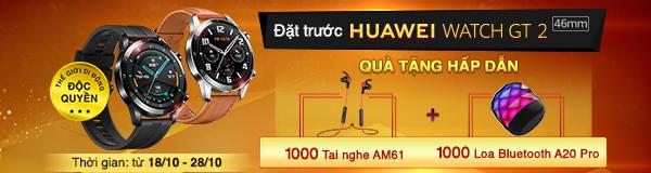 Đặt trước Huawei Watch GT2