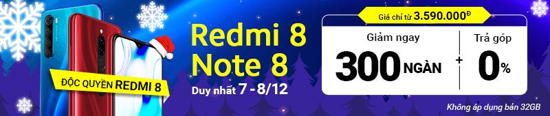 Xiaomi Redmi 8[break]Từ 2.990.000đ