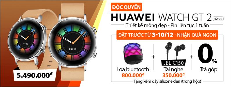 Đặt Trước[break]Huawei Watch GT2