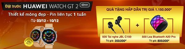 Đặt trước Huawei Watch GT2 42 mm
