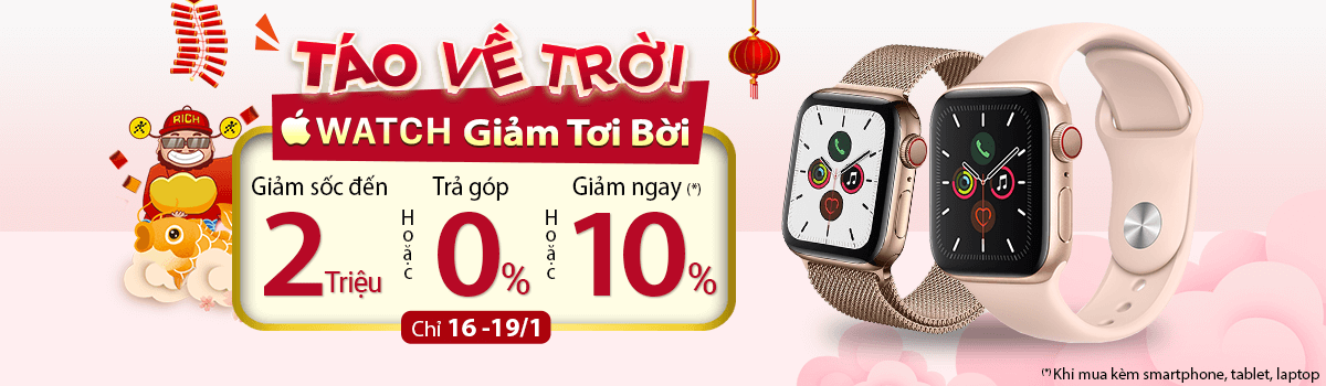 Sắm Apple Watch