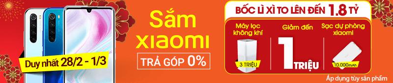 Sắm Redmi Note 8[break]Giảm Ngay 500 Ngàn