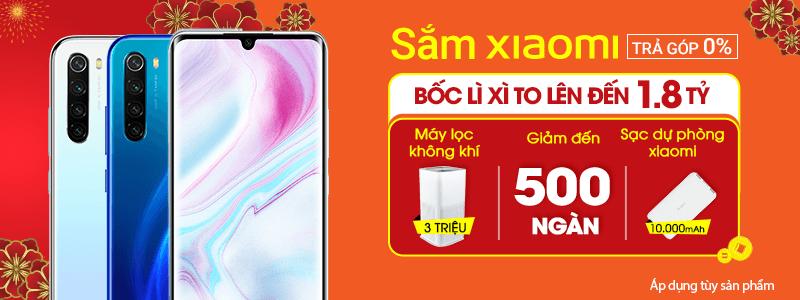 Sắm Xiaomi[break]Bốc Lì Xì Đến 1,8 Tỷ