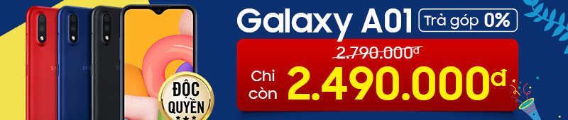 Galaxy A01