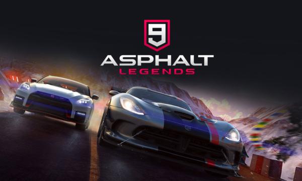 Asphalt 9: Legends - Huyền thoại trở lại