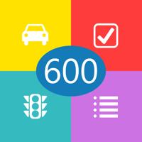 600 Câu hỏi giấy phép lái xe