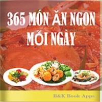 Sách Nấu Ăn - 365 món ăn ngon mỗi ngày offline