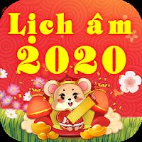 Lịch Vạn Niên 2020 - Lịch Âm