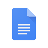 Google Tài liệu (Google Docs) - tạo và chỉnh sửa tài liệu trực tuyến, miễn phí