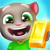 Talking Tom Gold Run - Truy đuổi gấu mèo