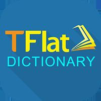 Tu Dien Anh Viet TFlat Offline - Ứng dụng từ điển Anh - Việt