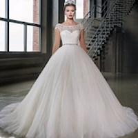 Váy cưới mới nhất - AKU SANTRI
