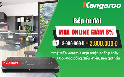 SIS Kang - Block Bếp từ - Desk