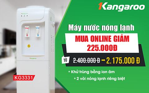 SIS Kang - Block Cây nước nóng lạnh - Desk
