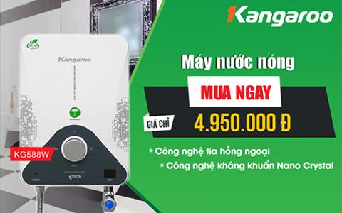 SIS Kang - Block máy nước nóng - Desk