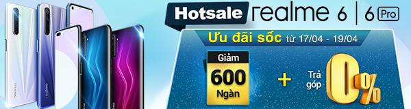 Hot Sale Realme 6