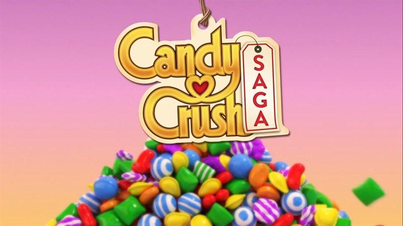 Trải nghiệm Candy Crush Saga trên máy tính