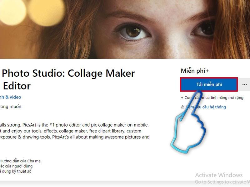 Cách tải ứng dụng Picsart trên máy tính đơn giản nhất