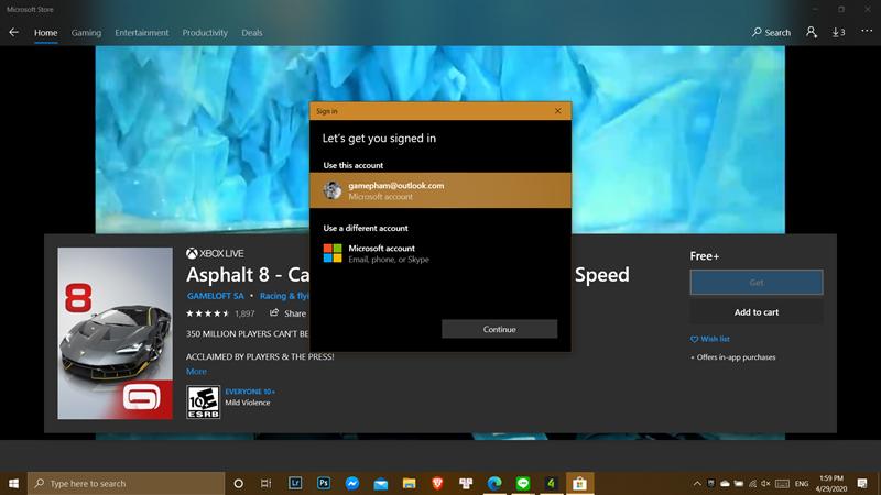 Hướng dẫn cài đặt Asphalt 8 trên máy tính