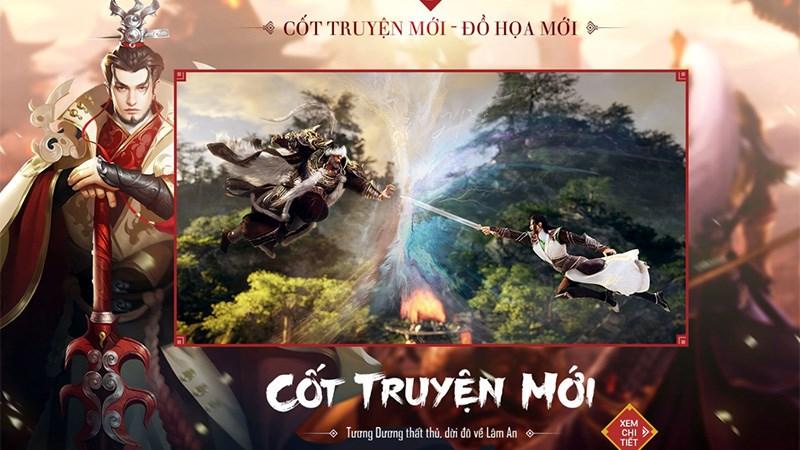 Võ Lâm Truyền Kỳ Mobile - Game nhập vai kiếm hiệp hay nhất năm VLTK-3-800x450