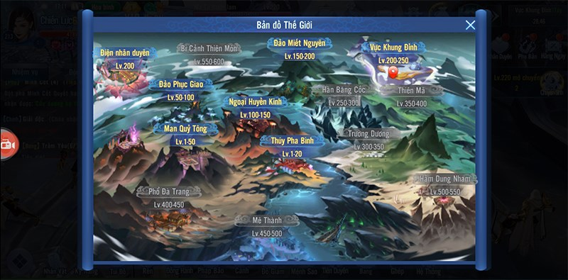 Game kiếm hiệp dị giới đầu tiên với đồ họa 3D đẹp mắt Image10-800x395
