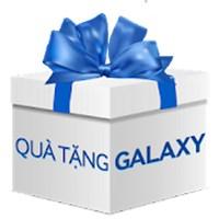 Quà tặng Galaxy - Ứng dụng tiện ích dành riêng cho khách hàng Samsung