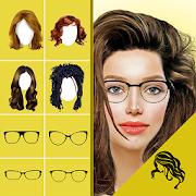 Hair Style Changer  - Ứng dụng thử kiểu tóc, thay đổi kiểu tóc nam nữ