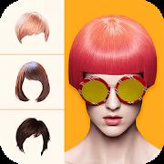 Ứng dụng Thử Kiểu tóc Mới: Tạo mẫu tóc theo sở thích