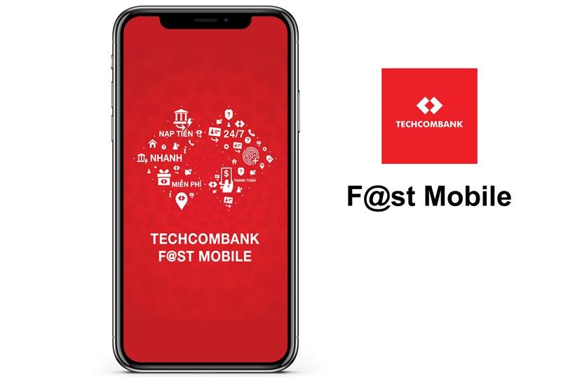 F@st Mobile - Ứng dụng của ngân hàng Techcombank