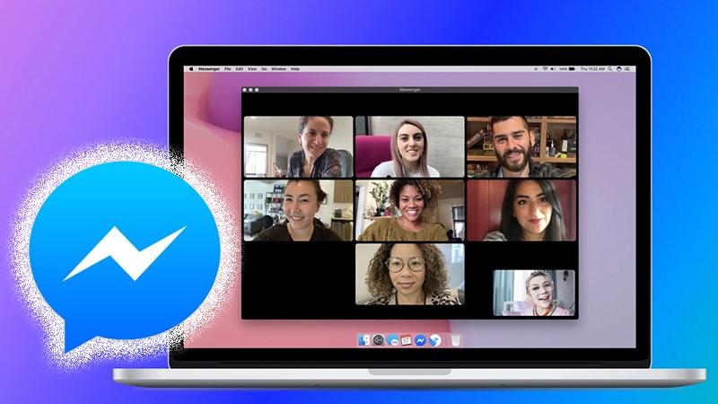 Cách họp trực tuyến qua Messenger Room