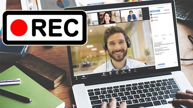 hướng dẫn các bạn ghi lại buổi học online với thao tác đơn giản