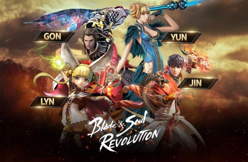 4 bộ tộc trong Blade & Soul: Revolution