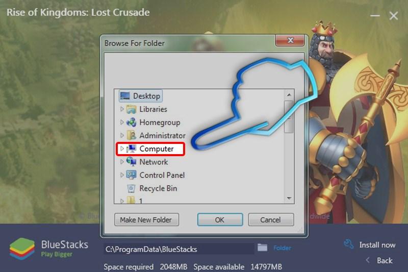 Hướng dẫn cài đặt trình giả lập để chơi game mobile trên máy tính