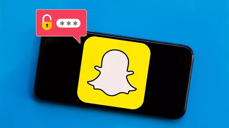 Đổi mật khẩu Snapchat