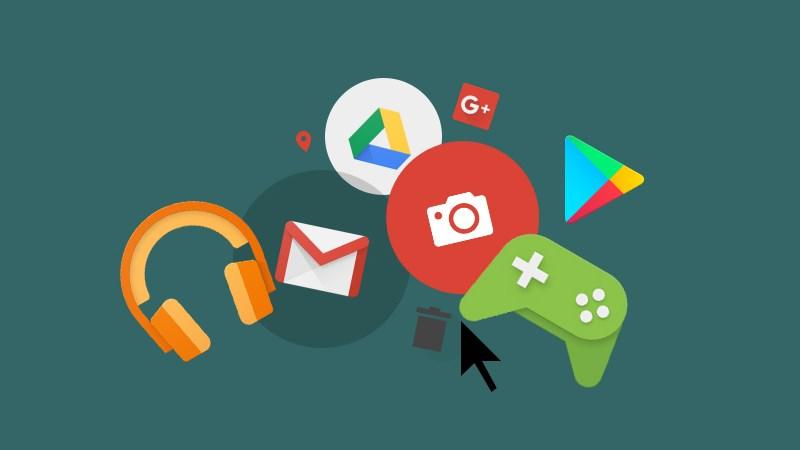 Đăng xuất tài khoản Google từ xa