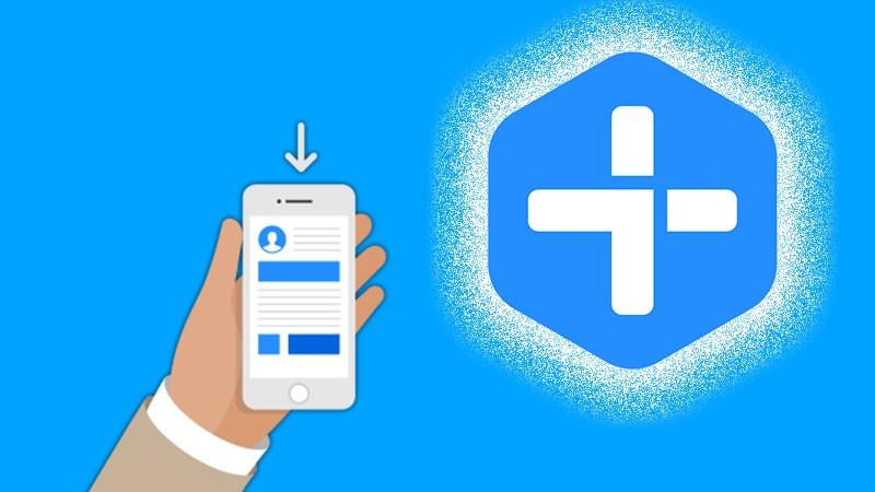 Ứng dụng eDoctor chat online với bác sĩ tại nhà