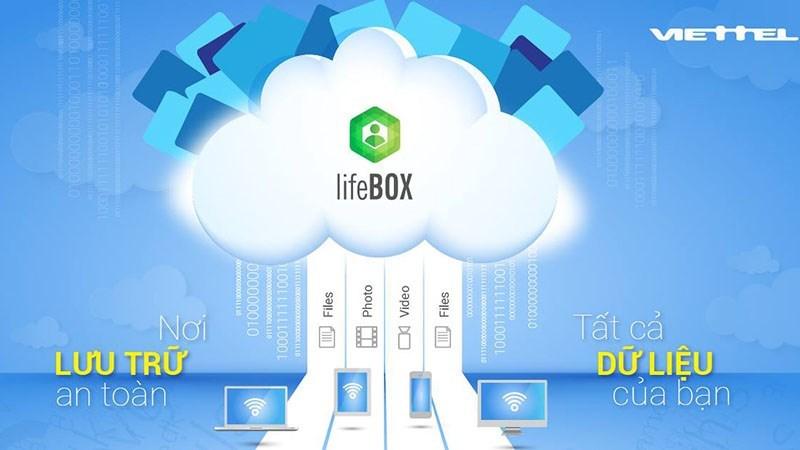 Cách đăng ký dịch vụ lưu trữ Life Box dễ dàng nhất