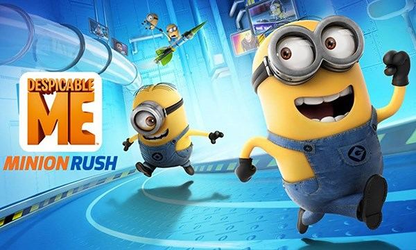 Minion Rush: Despicable Me! - Chạy đua cùng Minion vui nhộn