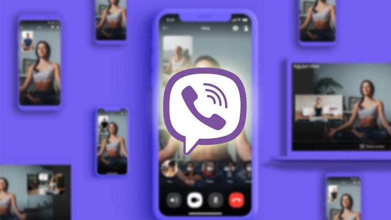 Gọi video call trên Viber