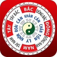 La ban Phong thuy - Compass: Xem phong thủy qua la bàn