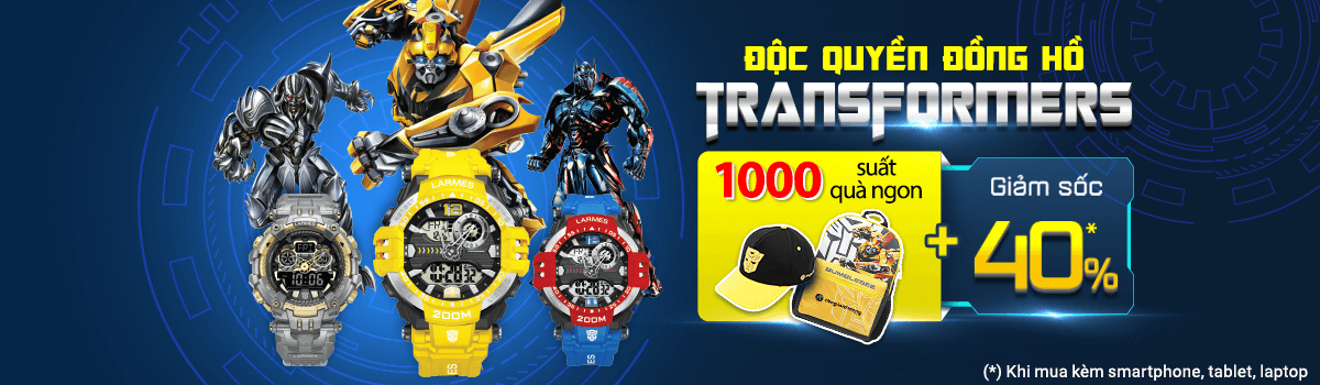 dong ho tranformers
