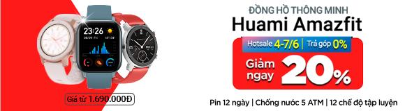 Hotsale đồng hồ Huami