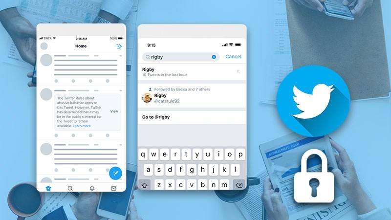 Kích hoạt xác thực hai yếu tố trên Twitter