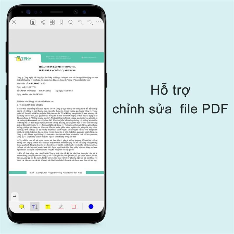 Ứng dụng Foxit PDF - Đọc pdf, chuyển file pdf sang word, excel   Link tải không tính phí, cách sử dụng