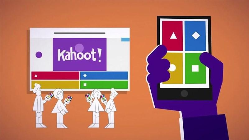 Cách đăng nhập vào Kahoot