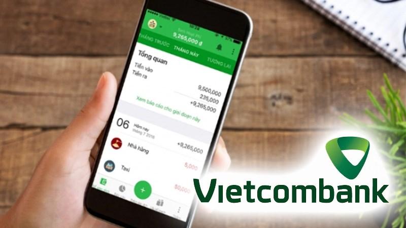 kiểm tra số dư tài khoản Vietcombank trên Internet Banking